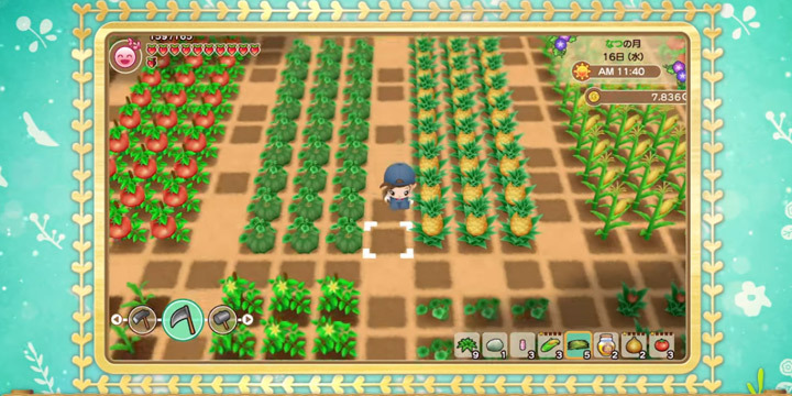 Harvest Moon: Friends of Mineral Town Remake Goes to