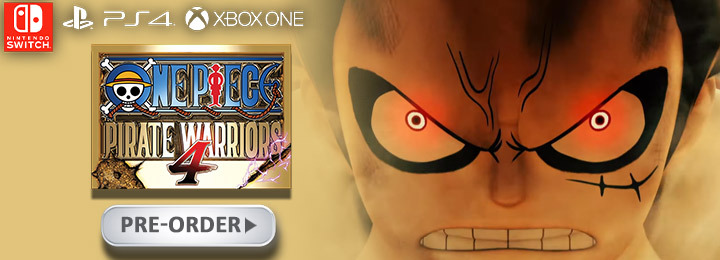 One Piece: Pirate Warriors 4, One Piece game, One Piece, Bandai Namco, PS4, PlayStation 4, Nintendo Switch, Switch, North America, US, release date, gameplay, price, trailer, reveal trailer, Xbox One, XONE