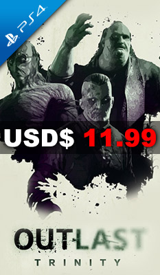 OUTLAST TRINITY Warner Home Video Games