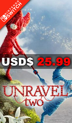 UNRAVEL TWO Electronic Arts