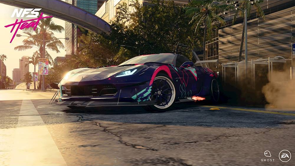 Need For Speed Heat Comes To Ps4 And Xone This November