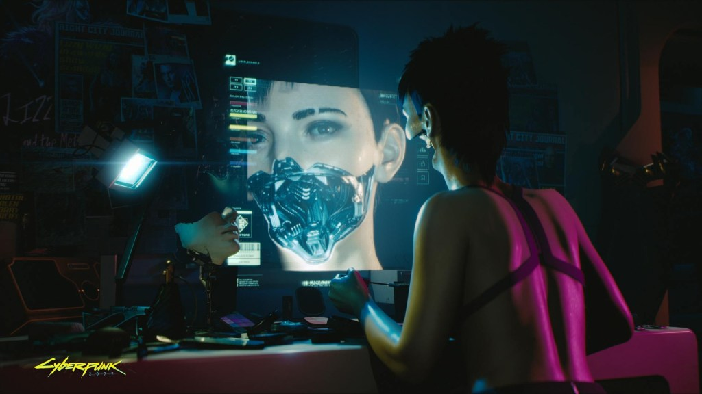 New RPG Cyberpunk 2077 Is Coming This 2020 In XONE and PS4