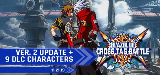 BlazBlue: Cross Tag Battle, Nintendo Switch, Switch, US, North America, release date, gameplay, features, price, pre-order, Arc system works,PS4, Japan, Asia, new DLC characters, Version 2 update, free update