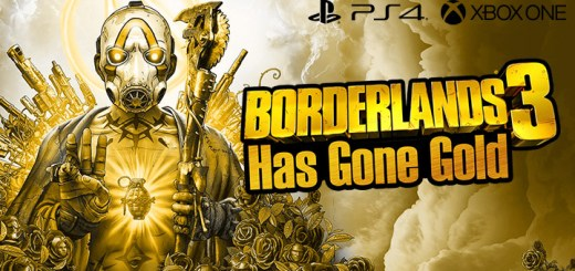 Borderlands 3, Borderlands, PS4, XONE, PlayStation 4, Xbox One, US, Europe, Australia, Japan, Asia, Chinese Subs, 2K Games, update, gone gold