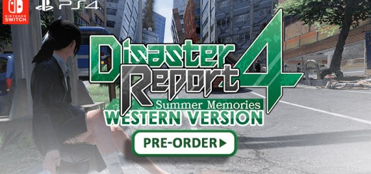 Disaster Report 4: Summer Memories, PS4, PlayStation 4, Nintendo switch, switch, US, North America, EU, Europe, release date, gameplay, features, price, pre-order, NIS America, granzella, western version, disaster report 4 western version