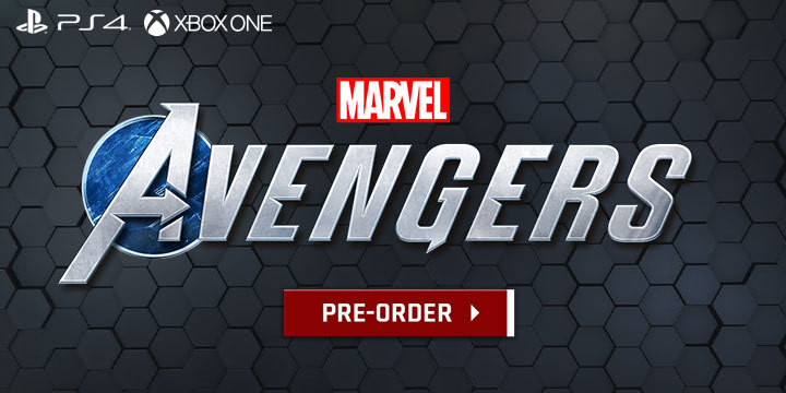 Marvel's Avengers Video Game Heading To PS4 and XONE
