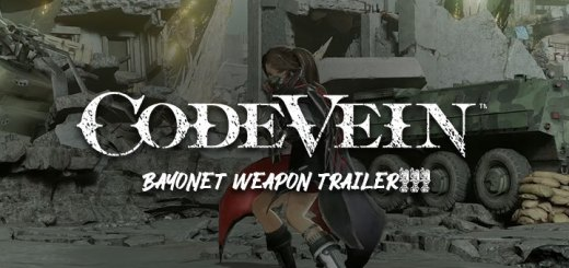 Code Vein, XONE, Xbox One,PS4, Playstation 4, North America, US, EU, Europe, Japan, Asia, release date, gameplay, features, price, pre-order, bandai namco,bayonet weapon, new trailer, weapon focus trailer