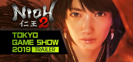 Nioh 2, Nioh, PS4, PlayStation 4, Team Ninja, Europe, update, Koei Tecmo, tokyo game show 2019, TGS 2019, news, update, new trailer