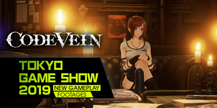 code vein, ps4, playstation,xone, xbox one,us, north america eu, europe,au, australia, japan, asia, release date, gameplay, features, price, pre-order,bandai namco, tgs 2019, tokyo game show 2019, new gameplay footage