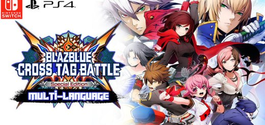 Blazblue: Cross Tag Battle BlazBlue, Special Edition, Multi-language, English, Chinese, PS4, Switch, PlayStation 4, Nintendo Switch, Asia, Pre-order, H2 Interactive, Arc System works