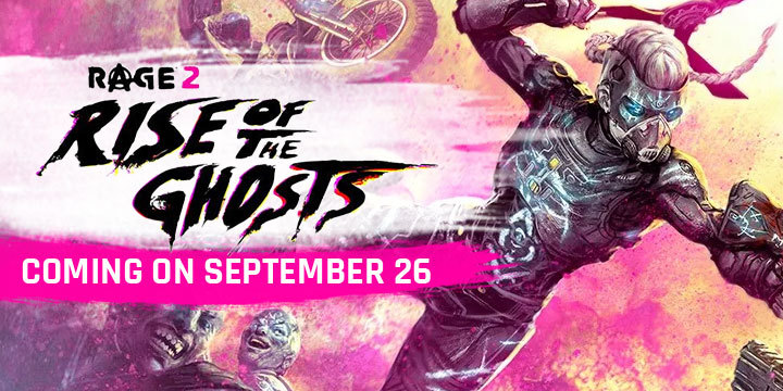 Bethesda, PS4, XONE, Windows, PC, PlayStation 4, Xbox One, US, Europe, Japan, update, DLC, downloadable content, Rise of the Ghost