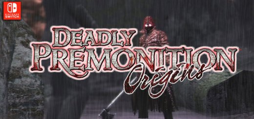 Deadly Premonition Origins, Deadly Premonition 2: A Blessing in Disguise, Deadly Premonition 2, Deadly Premonition, Nintendo Switch, Switch, Pre-order, US, Europe, Aksys Games, Numskull