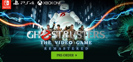 ghostbusters game, ghostbusters: the video game remstered, ps4, playstation 4, switch, nintendo switch, xone, xbox one, au, australia, europe,au, release date, EU, gameplay, features, price, pre-order,mad dog games, saber interactive