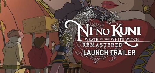 Ni no Kuni, Ni no Kuni: Wrath of the White Witch, Ni no Kuni: Wrath of the White Witch Remastered, Bandai Namco, Bandai Namco Entertainment, Level-5, PS4, Switch, PlayStation 4, Nintendo Switch, US, Europe, Pre-order, update, launch trailer, Japan, Asia, Australia