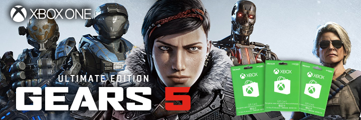 gears 5, gears 5 ultimate edition, xbox one,xone, us, north america, eu, europe,hongkong, hk, release date, gameplay, features, price, pre-order,the coalition, xbox game studios, xbox gift cards