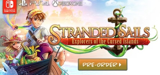 Stranded Sails: Explorers of the Cursed Islands ,stranded sails,, xone, xbox one ,ps4, playstation 4 ,nintendo switch, switch, eu, europe, us, north america, release date, gameplay, features, price, pre-order, lemonbomb entertainment, rokaplay, merge games