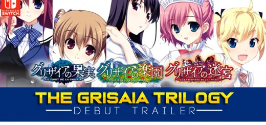 The Fruit, Labyrinth, and Eden of Grisaia Full Package, Multi-language, English, The Fruit of Grisaia, The Labyrinth of Grisaia, The Eden of Grisaia, The Grisaia Trilogy, Nintendo Switch, Switch, Japan, Pre-order, debut trailer, new trailer, news, update