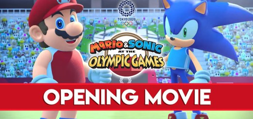 Mario & Sonic at the Olympic Games: Tokyo 2020, Tokyo Olympics 2020, Nintendo Switch, Switch, US, Europe, Japan, Asia, Pre-order, Sega, update, opening movie