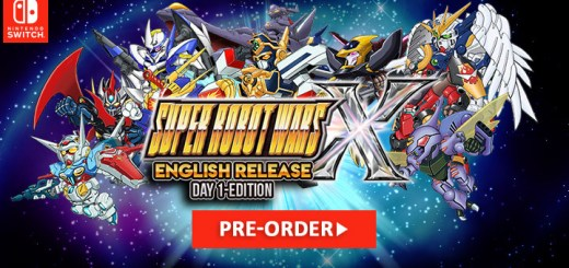 Super Robot Wars X, Super Robot Wars, release date, English subs, English, gameplay, features, price, pre-order, Asia, Southeast Asia, Nintendo Switch, Switch