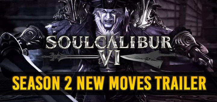 SoulCalibur, SoulCalibur VI, PS4, XONE, PlayStation 4, Xbox One, Us, Europe, Australia, Japan, Asia, update, DLC, Season Pass, New Moves, trailer, Season 2