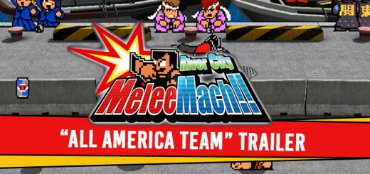 river city melee mach!!, switch, nintendo switch, ps4, playstation 4, Asia, pre-order, gameplay, features, price, arc system works, new trailer, all america team, update