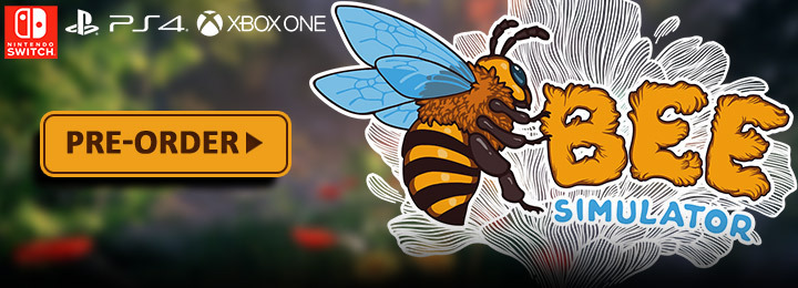 Bee Simulator, switch, nintendo switch,xone, xbox one, ps4, playstation 4, us, north america, eu, europe, release date, gameplay, features, price,pre-order, bigben interactive, varsav game studios