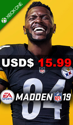 MADDEN NFL 19 Electronic Arts