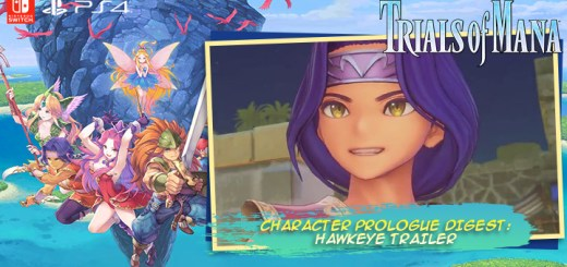 trials of mana, square enix, japan,europe, north america, us, release date, gameplay, features, price,pre-order now, ps4, playstation 4, switch, nintendo switch, hawkeye trailer, character prologue digest