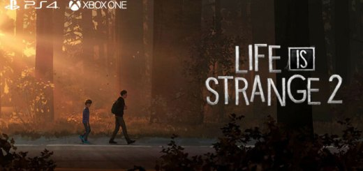 Life is Strange 2, Life is Strange, PS4, XONE, US, Europe, Australia, PlayStation 4, Xbox One, Square Enix