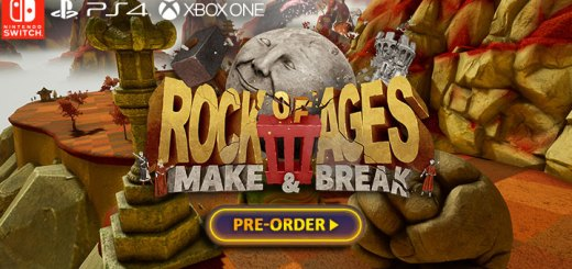 Rock of Ages 3: Make & Break ps4, playstation 4, switch, nintendo switch, xone, xbox one,us, north america, europe, release date, gameplay, features, price, pre-order now, modus games, ace team, giant monkey robot