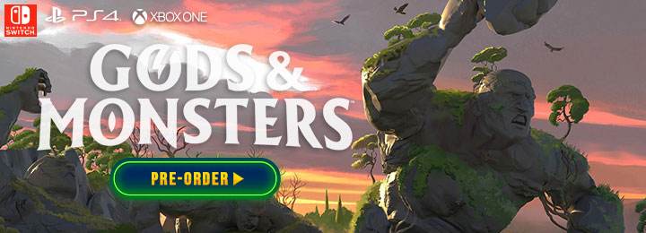 gods and monsters, ubisoft, us, north america,europe, australia,release date, gameplay, features, price,pre-order now, ps4, playstation 4, xone, xbox one, switch, nintendo switch