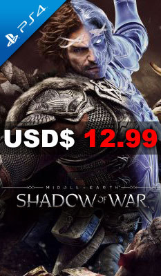 Middle-earth: Shadow of War, Warner Home Video Games