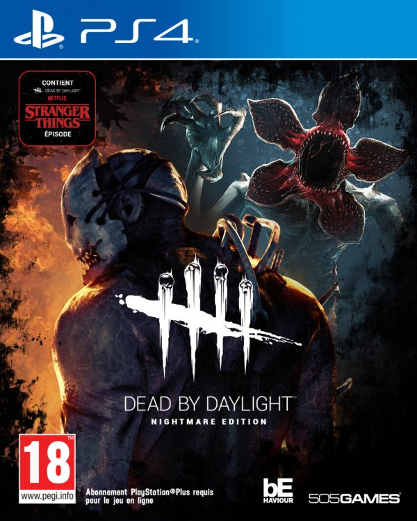 Dead by Daylight, Dead by Daylight: Nightmare Edition, 505 Games, PS4, Xbox One, XONE, US, Europe, Pre-order, Nightmare Edition