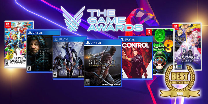 The Game Awards 2019 – Winners & Latest AnnouncementsThe Game Awards 2019
