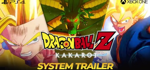 dragon ball z: Kakarot,europe, north america, us, australia, japan, asia, bandai namco, cyberconnect2, release date, gameplay, features, price,pre-order now, ps4, playstation 4, xone, xbox one, system trailer
