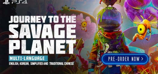 Journey to the Savage Planet, typhoon studios,505 games , ps4, playstation 4, asia, release date, gameplay, features,multi-language price, pre-order now, trailer