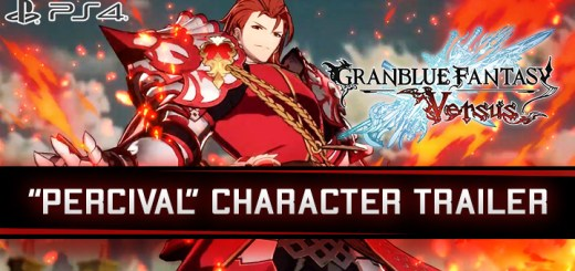granblue fantasy versus, japan,asia, arc system works, cygames, xseed games, release date, gameplay, features, price,pre-order now, ps4, playstation 4, switch, nintendo switch, percival character trailer, weapon skin