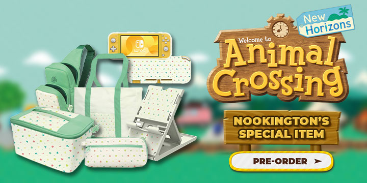 Animal Crossing New Horizons Accessories Now Open For Pre Order