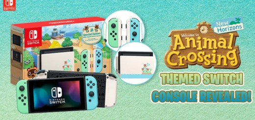 Animal Crossing: New Horizons, Nintendo, Nintendo Switch, Nintendo Switch Lite, Special Edition Nintendo Switch, Animal Crossing: New Horizons themed Nintendo Switch console, Aloha Edition Carrying Case And Screen Protector