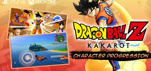 dragon ball z: Kakarot, europe, north america, us, australia, japan, asia, bandai namco, cyberconnect2, release date, gameplay, features, price, pre-order, ps4, playstation 4, xone, xbox one, new video, new trailer, character progression