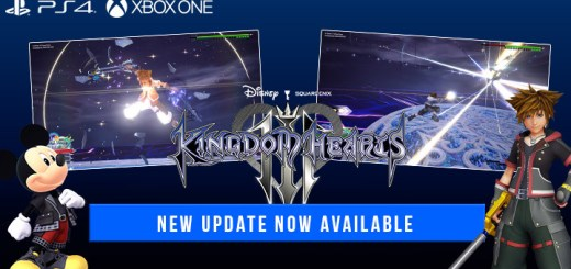 Kingdom Hearts III, Square Enix, XONE, PS4, US, Europe, Australia, Japan, update, trailer, trailer, DLC, Re:Mind, update, features, screenshots, gameplay, Asia,