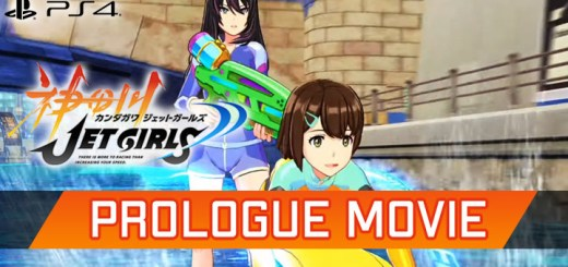 Kandagawa Jet Girls DX Jet Pack, Kandagawa Jet Girls, Marvelous, PS4, PlayStation 4, Japan, release date, gameplay, features, price, trailer, screenshots, pre-order, news, update, prologue movie, new trailer, new video