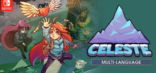 Celeste, Nintendo Switch, Switch, Japan, Flyhigh Works, Multi-language