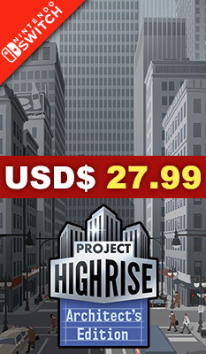PROJECT HIGHRISE [ARCHITECT'S EDITION] (MULTI-LANGUAGE), H2 Interactive