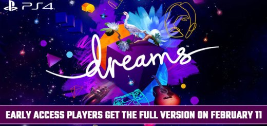 Dreams, Dreams Universe, PS4, PlayStation 4, US, Europe, Japan, Pre-order, Sony Interactive Entertainment, Sony, update, Early Access, features, gameplay, screenshots, trailer, release date, price
