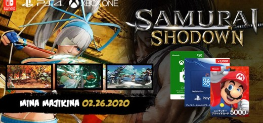 Samurai Spirits, Samurai Shodown, SNK, Maximum Games, PS4, PlayStation 4, Japan, US, North America, Europe, Nintendo Switch, Switch, Xbox One, XONE, DLC, additional character, Season Pass 2, new trailer, character trailer, news, update, gameplay, features, price, Mina Majikina