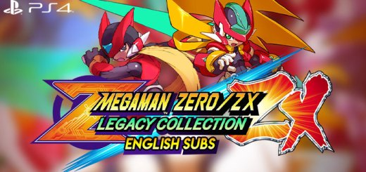 Mega Man Zero / ZX Legacy Collection, Mega Man, Capcom, PlayStation 4, PS4, Pre-order, Asia, English, English Subs, subtitles, gameplay, features, release date, price, trailer, screenshots