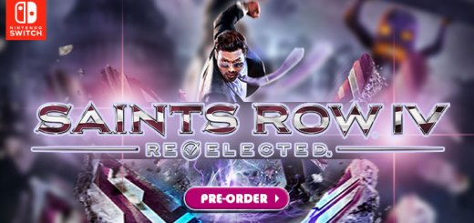 Saints Row 4: Re-Elected, Saints Row IV: Re-Elected, Nintendo Switch, Switch, Europe, North America, US, release date, features, price, pre-order now, trailer, Deep Silver