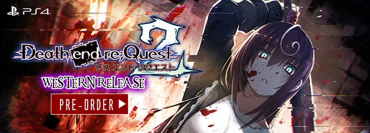 Death end re;Quest 2, Death end re;Quest, Death end Request 2, Death end re Quest 2, PlayStation 4, PS4, Japan, Pre-order, Compile Heart, Limited Edition, gameplay, features, release date, trailer, screenshots, Western release, West, US, Europe