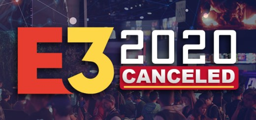 E3, E3 2020, cancelled, nCov, COVID-19,